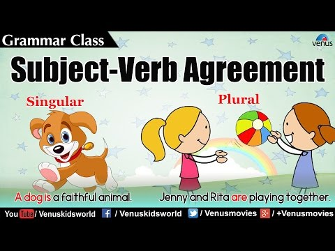Crossroads Fourth Grade Eagles Subject Verb Agreement