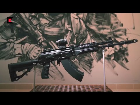 Kalashnikov - Russia AK-15 7.62mm Assault Rifle [1080p]