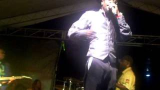 BEENIE MAN ON STAGE TOYFRIEND
