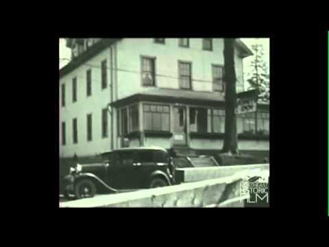Ellsworth High School Graduation day 1933