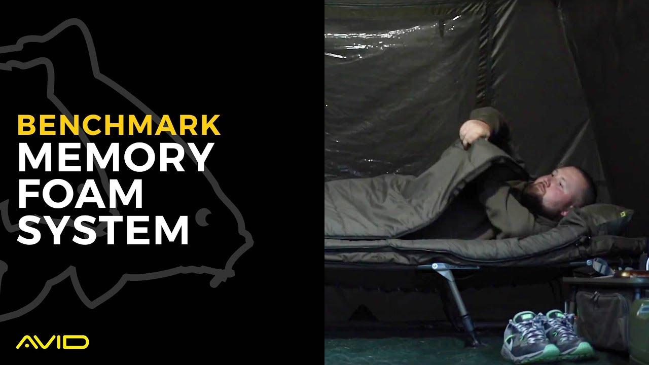 Avid Carp Benchmark Memory Foam Multi Chair