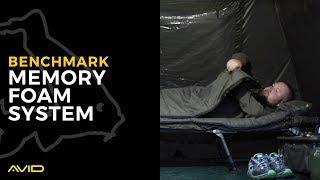AVID CARP- Benchmark Memory Foam System