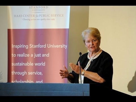Dr Gro Harlem Brundtland lecture