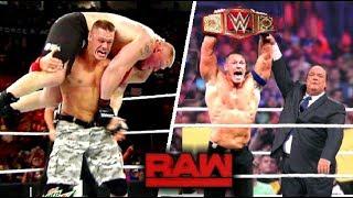 John Cena Defeats Brock Lesnar ?? 5 Current WWE Superstars Who Can Beat Brock Lesnar !!