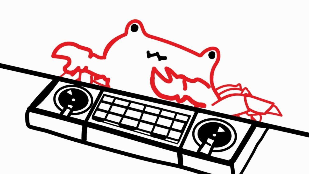 DJ Crab Meme (Crab Rave + Bongo Cat) - YouTube
