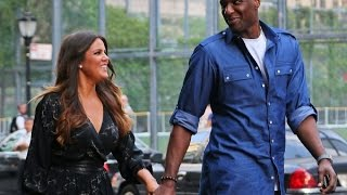 Lamar Odom, out of the coma