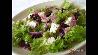 Салат из свеклы 'Анжелика' (Сыр, Свекла)