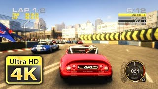 Race Driver GRID : Old Games in 4K Gameplay