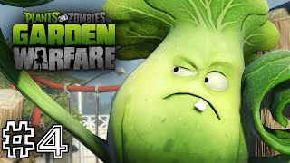 Plants Vs. Zombies - GARDEN WARFARE - PART 4 (HD GAMEPLAY)