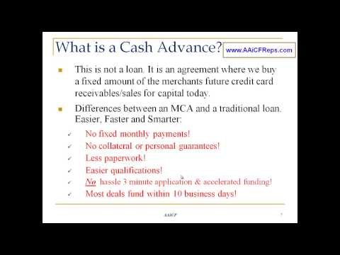 America Approved Investment Capital Funding Overview Part 1