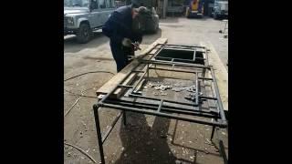 видео Мебель ручной работы на заказ