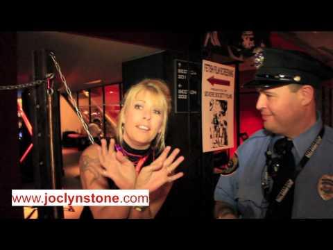 Joclyn Stone @ AVN 2014