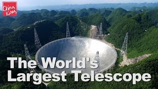 Download FAST: The World's Largest Telescope | A China Icons Video Mp3 and Videos