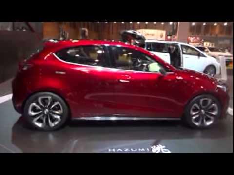 2015 Mazda Hazumi   Madrid Motor Show 2014   YouTube