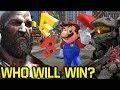 WHO WILL WIN E3 2017 - Sony PS4 Pro Vs Xbox Project Scorpio VS Nintendo Switch