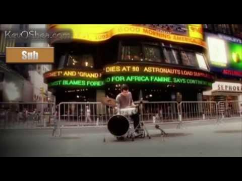 Jojo Mayer Street Beatz 03