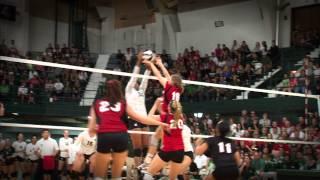 Nebraska Volleyball 2013 - Survival