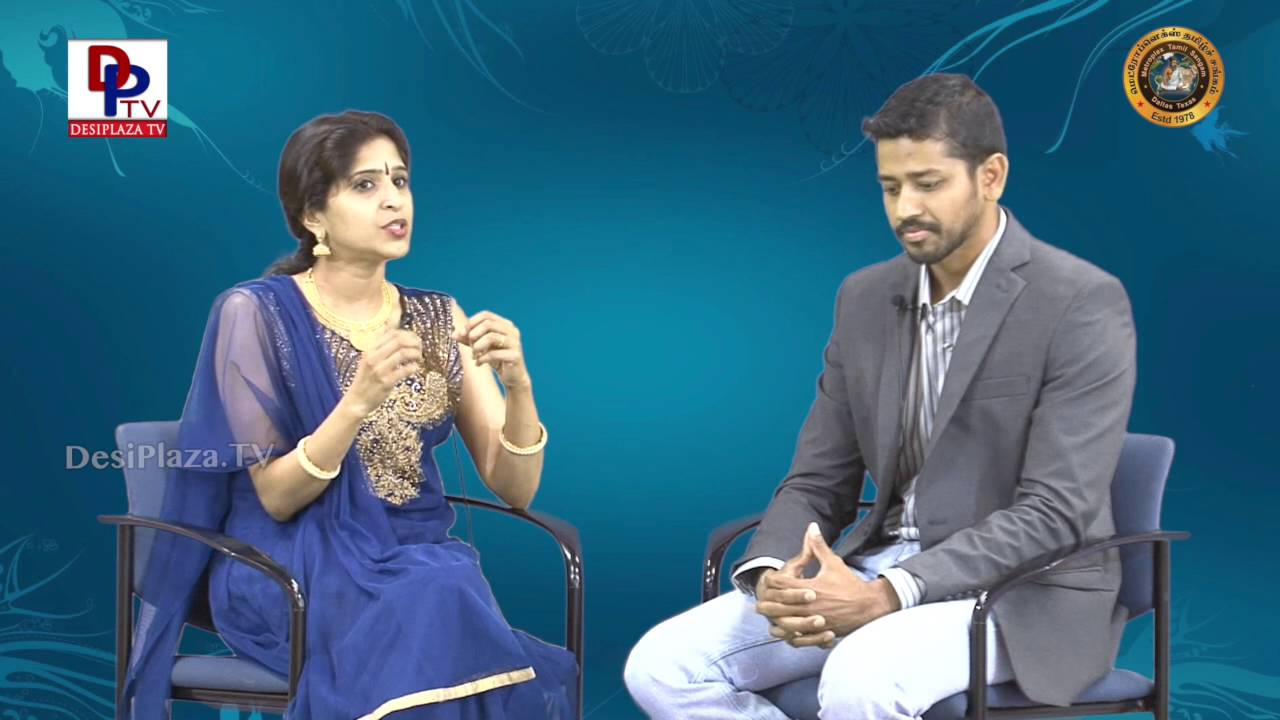 Promotions of Nala Thamayanthi by Mr Prasanna - Host Gomathi