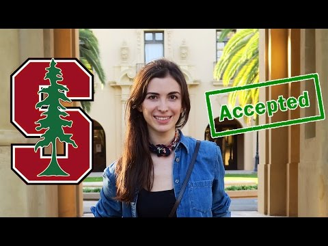 HOW TO GET INTO STANFORD
