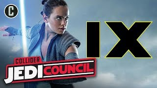 Should Star Wars Episode IX Be Two Movies? - Jedi Council