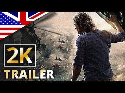 World War Z - Official Trailer #1 [2K] [UHD] (International/English)