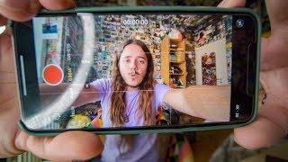 iPhone 11 Pro Max per i video