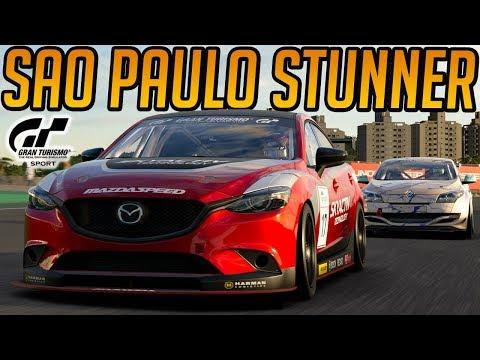 Gran Turismo Sport: Simply Stunning at Sao Paulo