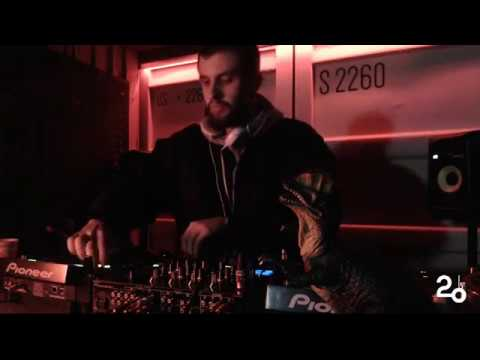 ALEKSEI PODAT - experimental electronics artist from Kharkiv.  20ft Radio