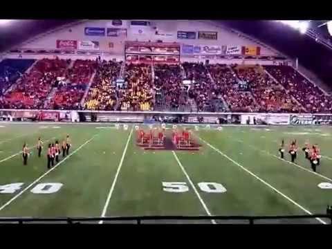 Idaho State University Bengal Cheerleaders