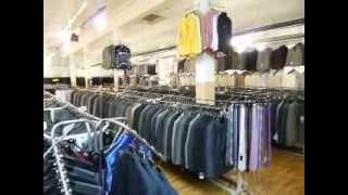 Фирменный магазин классического мужского костюма Нины Ониловой в Севастополе