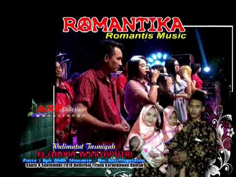 NEW ROMANTIKA LAGU KEMBALILAH SAYANG LIVE TITANG BUMIREJO 2018