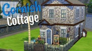 Cornish Cottage: Sims 4 Build