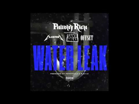 Philthy Rich 'Water Leak' Feat. Lil Uzi Vert, Offset & Sauce Walka (WSHH Exclusive - Official Audio)