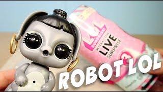- ЛОЛ Интерактивныи Питомец LOL Робот