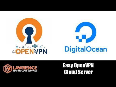 One Line Quick & Easy OpenVPN Server Deployment