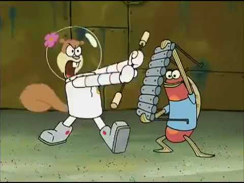 Spongebob Squarepants - Band Fight