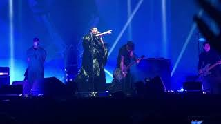 Marilyn Manson & Johnny Depp - The Dope Show - Live at SSE Wembley Arena, London, December 2017
