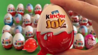 40 Сюрприз яйца Kinder Surprise Kinder Джой Дисни Pixar Cars 2 Микки Маус