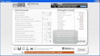 Calcola la tua IMU con il Software mIMU aggiornato al Decreto Legge 21/05/2013 n. 54
