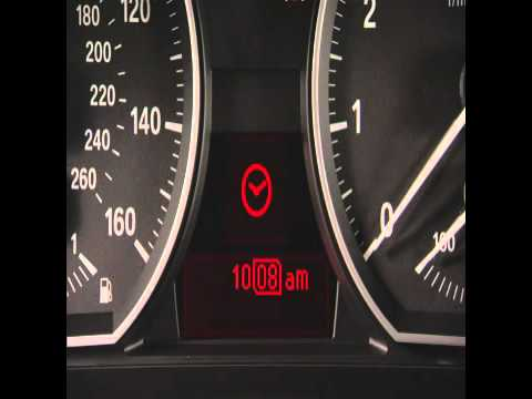 1 series setting the clock owner s manual youtube rh youtube com 2004 BMW 3 with M3 Model 2004 BMW 5 Series