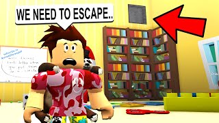 I Stayed At EVIL DAYCARE.. We Had To ESCAPE! (Roblox)