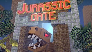 "Minecraft Dinosaurs | Jurassic Craft Modded Survival Ep 8! ""SO MANY GIRLFRIENDS"""