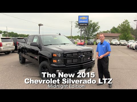 Review: The New 2015 Chevrolet Silverado LTZ Minneapolis, St Cloud, Cold Spring, Willmar, MN