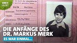1988: Markus Merk als jüngster Schiedsrichter der Bundesliga | SWR Sport