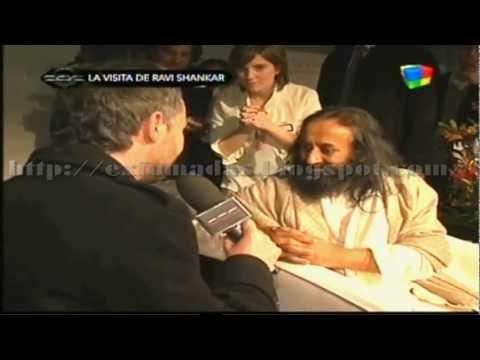 "EL RAVI SHANKAR, VERSUS ""CQC"" ARGENTINA"