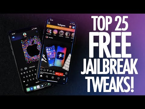 Top 25 Best FREE Cydia Tweaks for iOS 11.3.1 Electra Jailbreak!