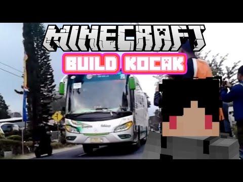 Minecraft Indonesia - Build Kocak (11) - Om Telolet Om!