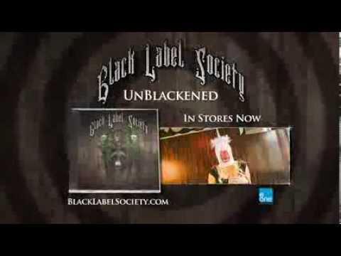 BLACK LABEL SOCIETY - UNBLACKENED video teaser