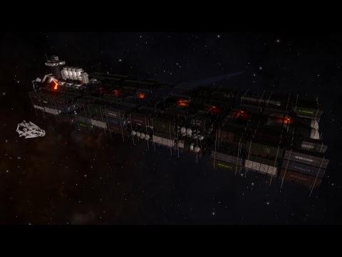Elite Dangerous | Henry Class Bulk Cargo Ship