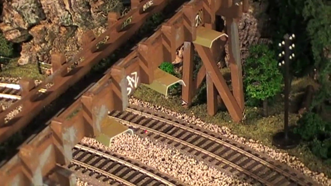 Adding scenery to my OO/HO scale model railway (Part 2)